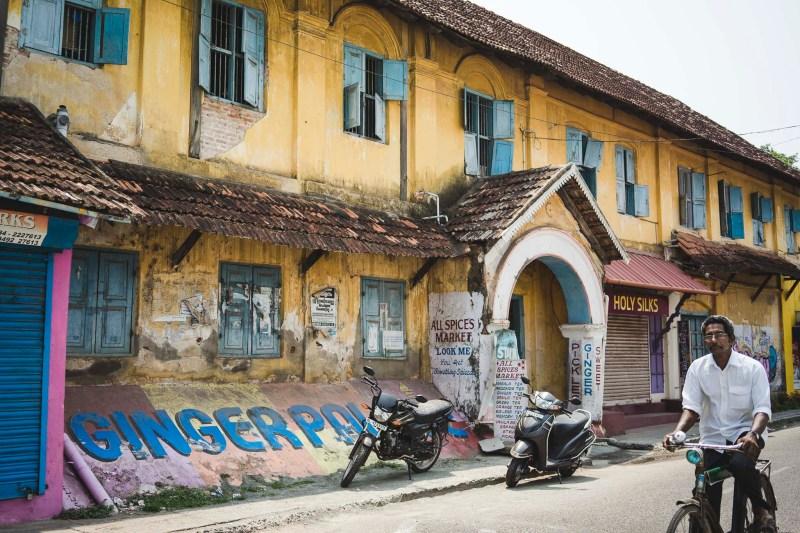 Kerala, Koczin, Indie