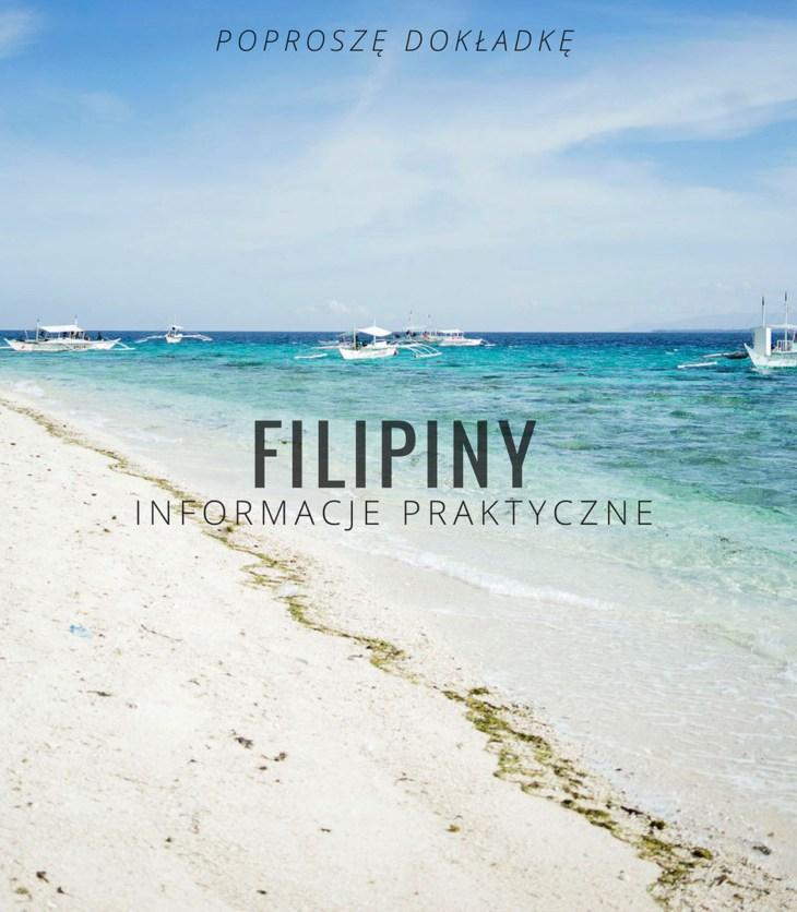 Filipiny, informacje praktyczne