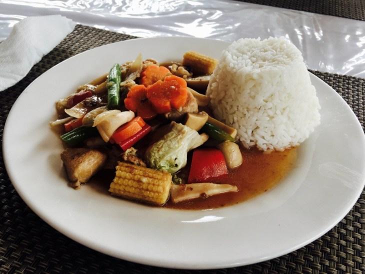 Chopsuey - lekkie i smaczne danie z dużą ilością warzyw