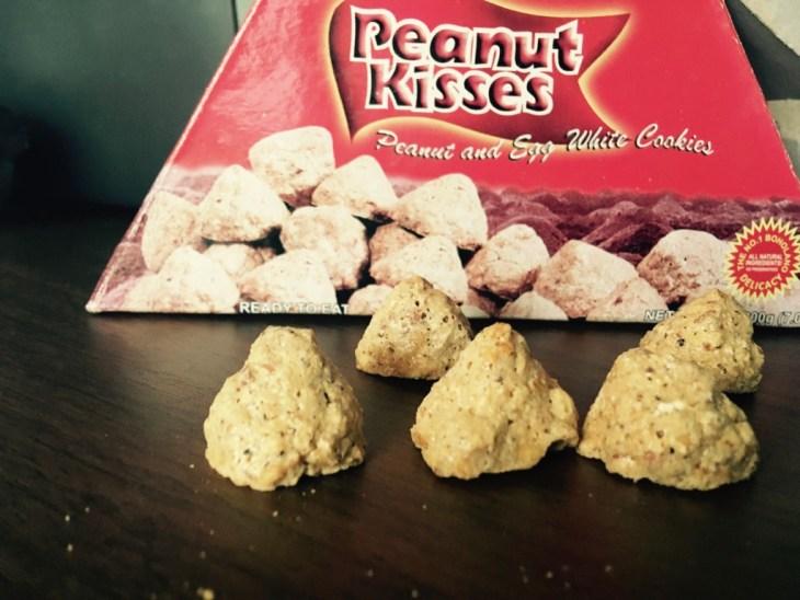 Peanut Kisses - flagowe ciasteczka wyspy Bohol