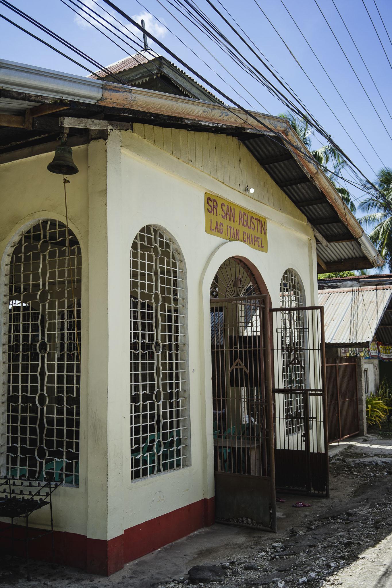 Lokalny kościół, Filipiny, Panglao
