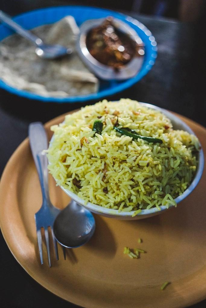fantastyczne biryani, czyli zapiekany warstwowo ryż - z warzywami lub/i mięsem
