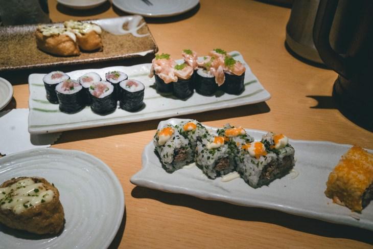 sushi, sushi!