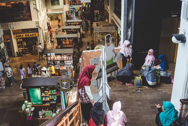 wielki zadaszony bazar Central Market