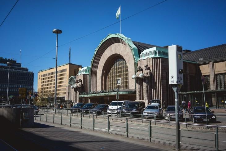 budynek dworca głównego