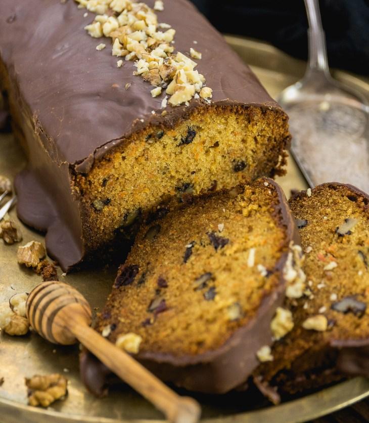 Miodny kuch - świąteczne ciasto z Kuszub