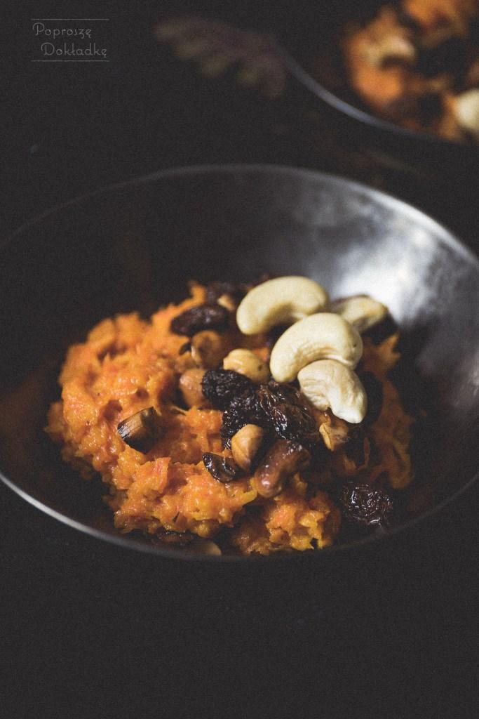 carrot hala indyjski deser z marchewki