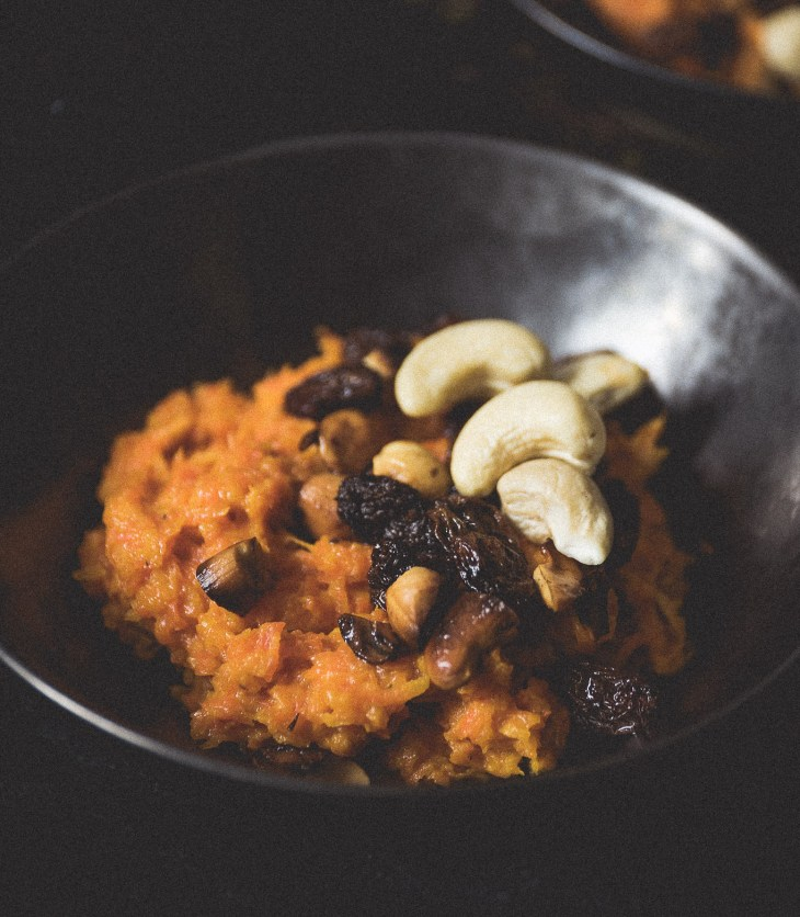 carrot halva indyjski deser z marchewki