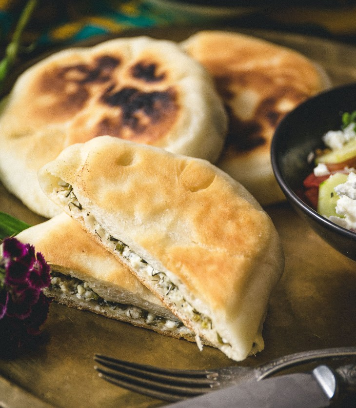 mołdawskie placki z serem