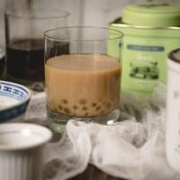 Bubble tea - jak przygotować domową bubble tea z tapioką oraz kawiorem molekularnym