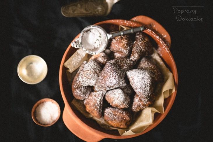 pączki kokosowe mandazi