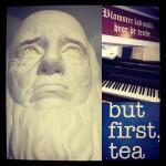 Grundtvig og masser af te