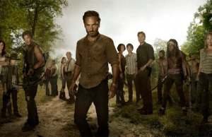 serie the walking dead
