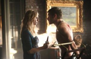 Esquenta o romance entre Klaus e Caroline; veja fotos 2