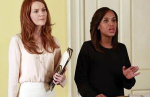 Scandal: Abby substitui Olivia na Casa Branca 2