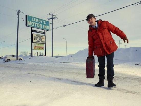 Martin Freeman interpreta o vendedor de seguros Lester Nygaard