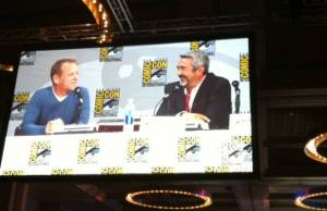 Na Comic-Con, Kiefer Sutherland comenta sucesso de 24 Horas 1