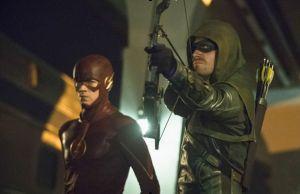Confira imagens do crossover de Arrow e Flash 2