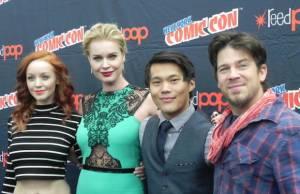 NY Comic-Con 2014: elenco de The Librarians apresenta nova série 1
