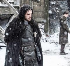 Game of Thrones: episódio destaca viagem de Jon Snow