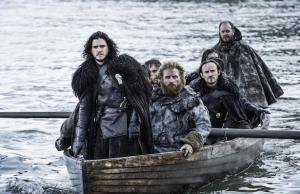 GOT: confira vídeo das gravações da batalha de Jon Sow