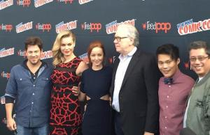 NY Comic-Con 2015: The Librarians fala sobre mágica no segundo ano