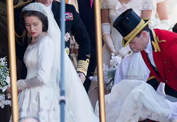 The Crown: série retrata a vida da Rainha Elizabeth II