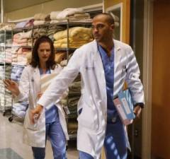 Grey's Anatomy: entenda o romance de April e Jackson