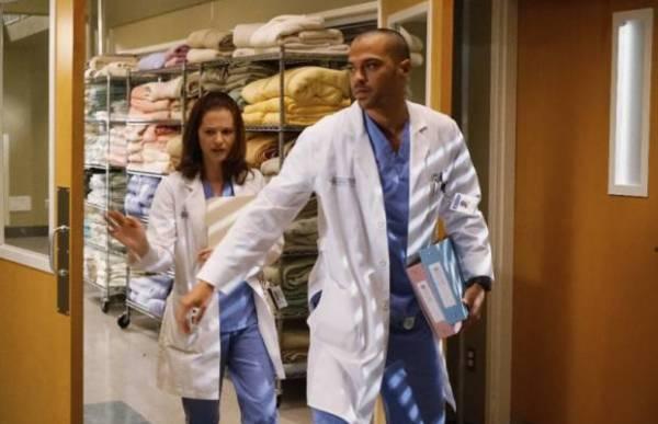 Grey's Anatomy: entenda o romance de April e Jackson