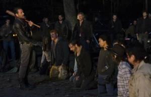The Walking Dead: final da sexta temporada não foi filmado
