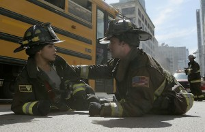 Chicago Fire 5 temporada