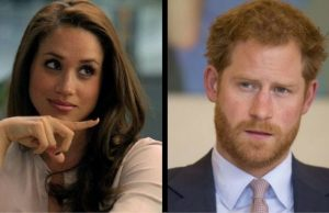 Príncipe Harry namora Meghan Markle