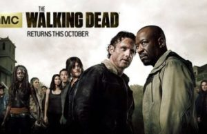 the walking dead cartaz