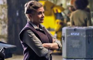 carrie fisher morre