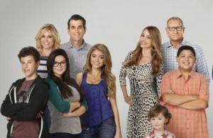 serie modern family