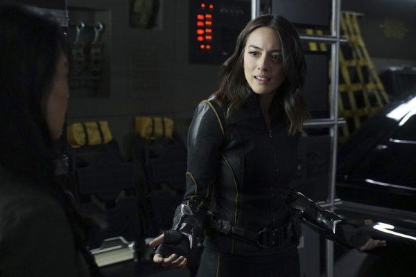 agents of shield 4 temporada