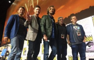 supernatural comic con 2017