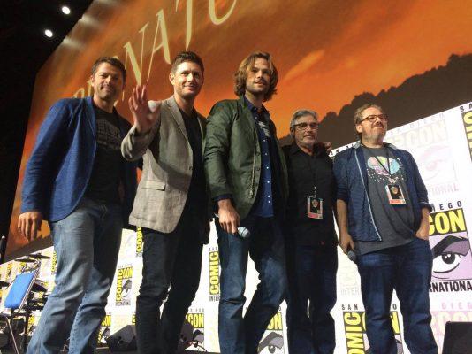 supernatural comic con 2017