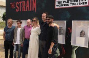 the strain comic-con 2017