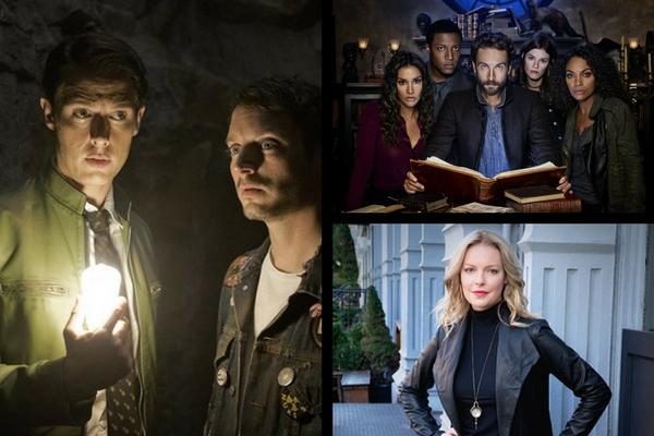 series canceladas 2017