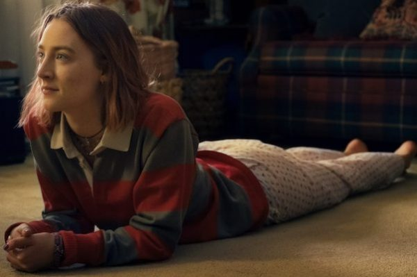 lady bird é hora de voar
