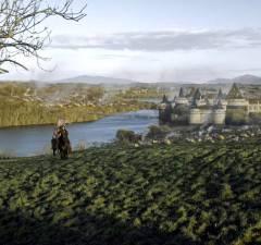 castelos de game of thrones