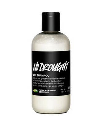 No Drought Dry Shampoo - Lush Cosmetics