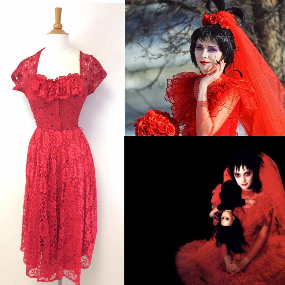 beetlejuice halloween costume turn vintage into halloween costumes beetlejuice halloween mood board