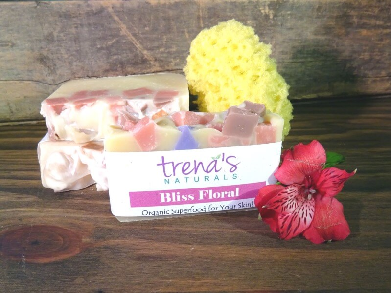 bliss bar by trena's naturals on sale