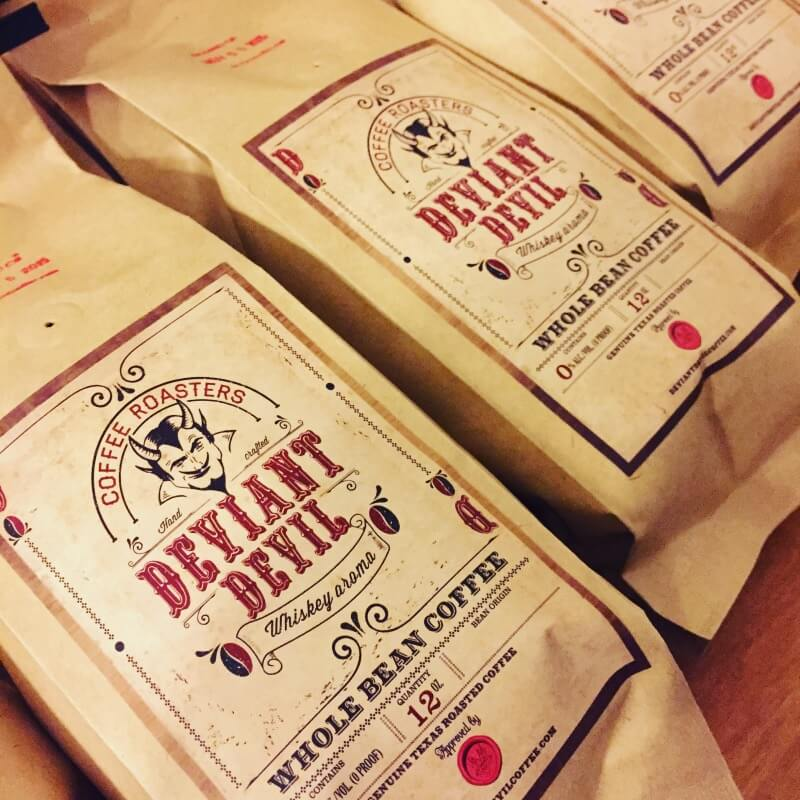 deviant coffee   handmade goods on sale this holiday 2015