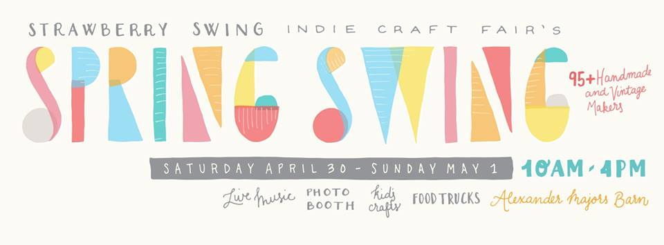strawberry swing craft fair