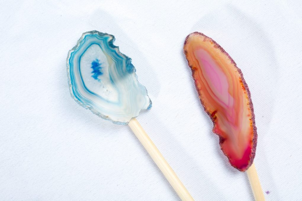 finished-agate-cocktail-stirrers-diy