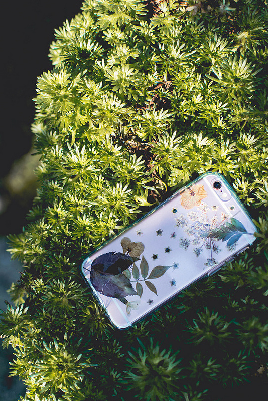 last finished pressed flower phone case diy photo pop shop america