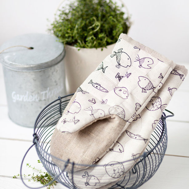 #ShopSmall Christmas Gift Guide For The Home: Linen Home Shop